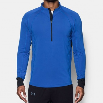 Bluza UA CG Reactor Run Half Zip 1304578 984