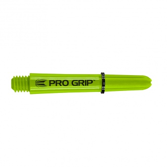 Część zamienna Target Shaft Pro Grip Lime Green Short