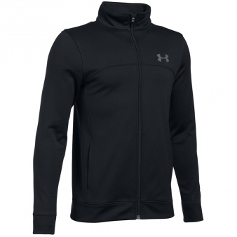 Bluza UA JNR Pennant Warm Up Jacket 1281069 001