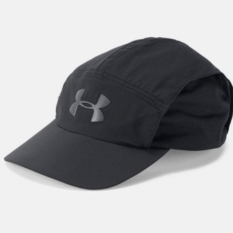 Czapka UA mens Packable Run Cap 1305013 001
