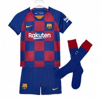 Komplet FC Barcelona LK Breathe Kit Home AO3052 456