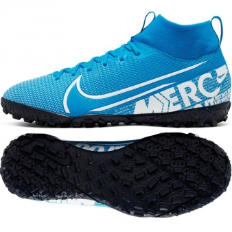 Buty Nike JR Mercurial Superfly 7 Academy TF AT8143 414