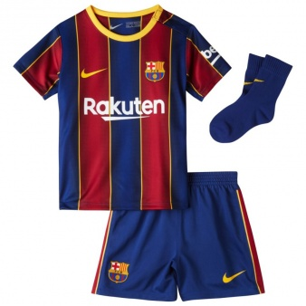 Komplet Nike FC Barcelona Home CD4607 456