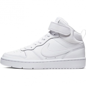 Buty Nike Court Borough Mid 2 CD7782 100