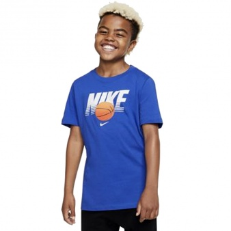 Koszulka Nike B Nsw Tee Basketball Ball CI9610 480