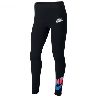 Legginsy Nike G NSW Favorites FF CJ6946 010