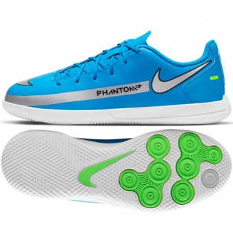 Buty Nike JR  Phantom GT Club IC  CK8481 400