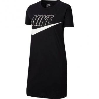Sukienka Nike G Nsw Futura JNR Tshirt Dress CU8375 010