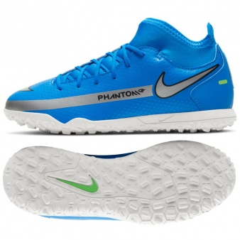 Buty Nike JR Phantom GT Club DF TF CW6729 400