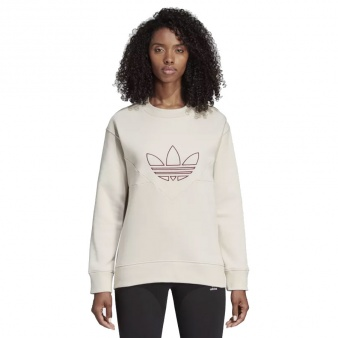 Bluza adidas Originals Clear Sweater DH3012