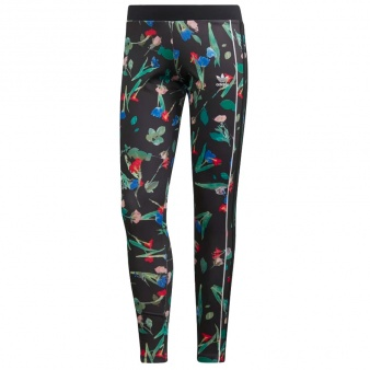 Legginsy adidas Originals Floral  EC5773
