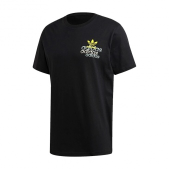 Koszulka adidas Originals Shattered Embroidered Tee FM3341