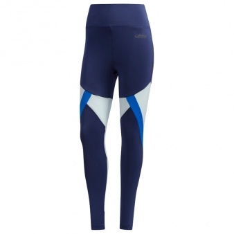 Legginsy adidas W Clima Colorblock 7/8 Tight FP9009