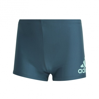 Kąpielówki adidas Fitness Badge Swim Boxer GM3534