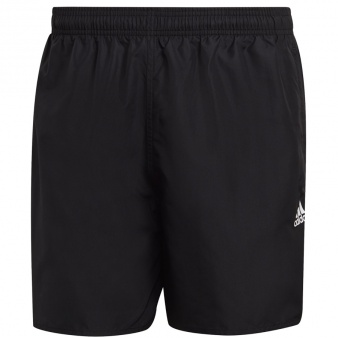 Szorty adidas Short Lenght Solid Swim Shorts GQ1081