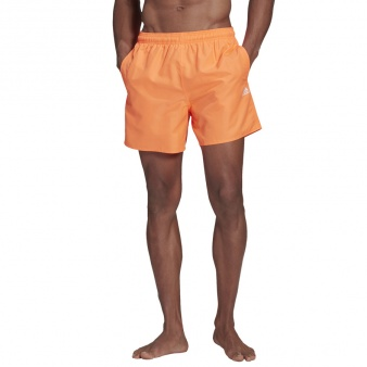 Szorty adidas Short Lenght Solid Swim Shorts GQ1085