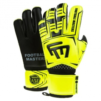 Rękawice FM Training Fluo Black Aqua Mixcut FR v 2.0 Junior