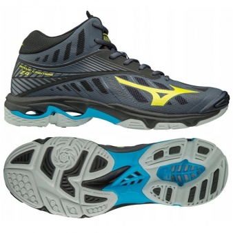 Buty Mizuno Wave Lighting Z4 MID V1GA180547