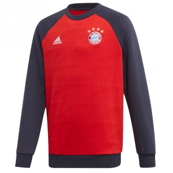 Bluza adidas FC Bayern CR Sweat DX9233