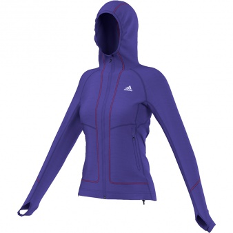 Bluza adidas Terrex Swift Pordoi Hooded Fleece S09546